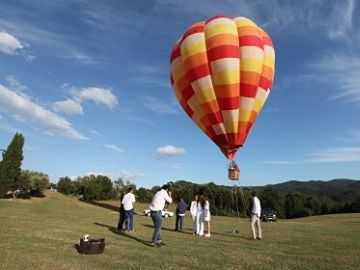 event hot air balloon
