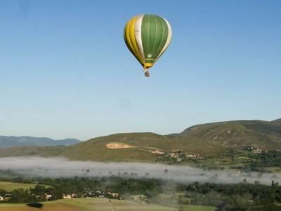 Offre de montgolfière Black Friday