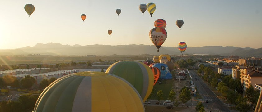 european balloon festival igualada opt